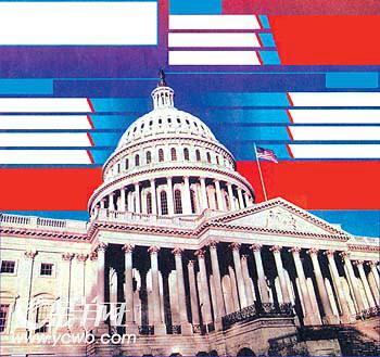 美国大选・决胜日・霸业:共和党再掌国会四年