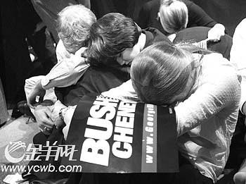 2004美国大选・决胜日・乱局:四年后闹剧重演