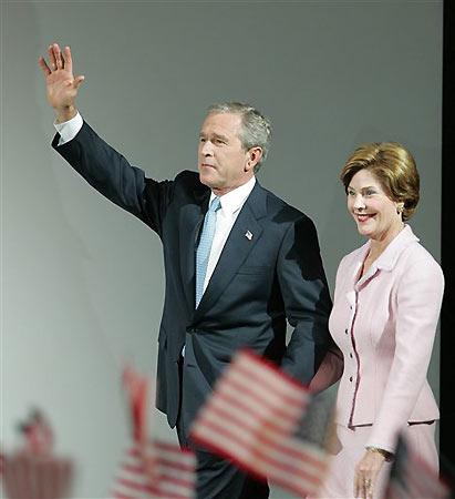 详讯:克里致电祝贺布什连任承认在大选中落败