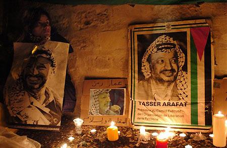 法国医院和巴勒斯坦总理否认阿拉法特去世报道