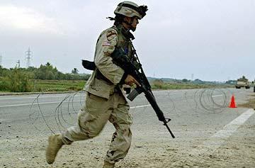 组图:美军总攻费卢杰