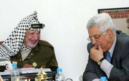 巴勒斯坦前总理阿巴斯当选巴解组织主席(图)