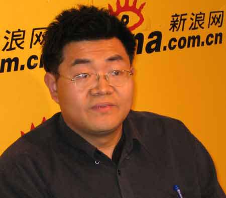 新华社记者聂晓阳作客新浪谈阿拉法特实录