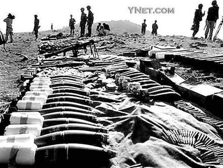 马哈苏德兵工厂被端马匪仍在制造血腥事件(图)