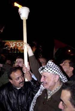 法塔赫领袖巴尔古提身在狱中心在外欲参选总统