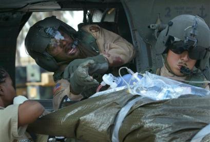 费卢杰激战美军死亡38人1200伊武装人员被打死