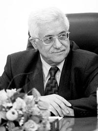 阿巴斯躲过袭击巴勒斯坦情势危急(图)