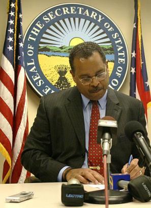美俄亥俄州公布大选统计票数布什获胜毫无争议