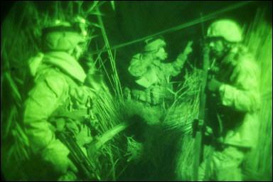 美军将以小规模夜战解决在伊面临的新考验(图)