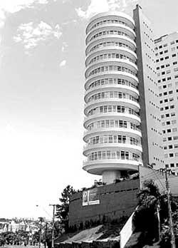 巴西推出全球独一无二神奇旋转公寓(附图)