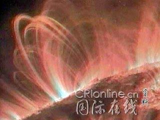 俄科学家预测17日晚有强太阳磁暴袭击地球(图)