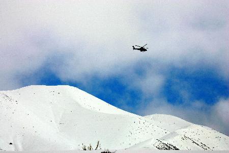 阿富汗失事客机搜救因失事处地势险要再次失败