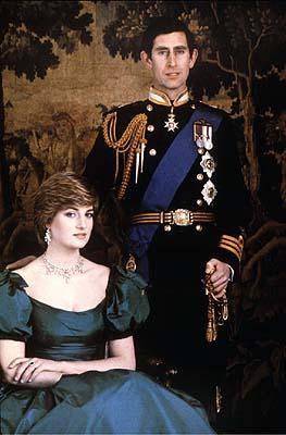 回顾:英国查尔斯王子的结婚典礼(多图)