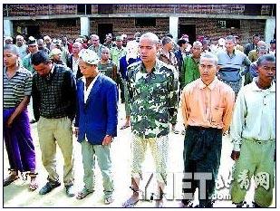 缅佤邦拘留所见闻 涉毒犯罪程度决定脚镣轻重