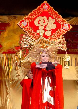 图文:伦敦欢庆中国年(9)