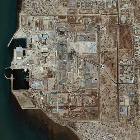 伊朗核设施遭袭?(图)
