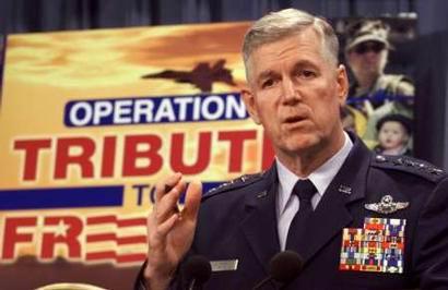 美军高官称美可同时应对朝鲜半岛和伊朗战事