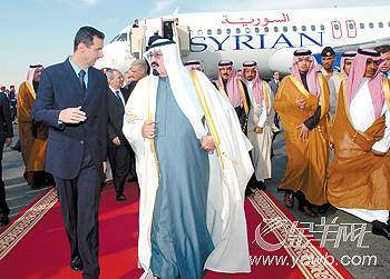 要求撤军压力太大:叙利亚请求沙特支持(组图)