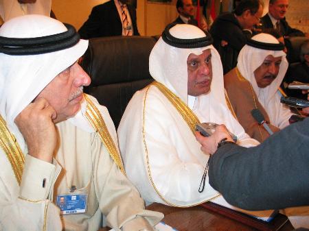 图文:石油输出国组织部长级会议召开(3)