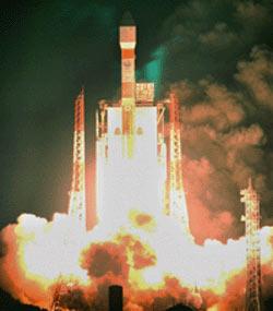 日本计划20年内实现载人航天飞行