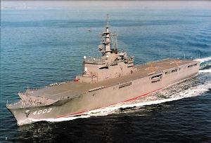 日本巨资打造航母群欲重温军事大国梦(附图)