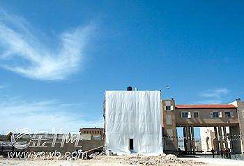 巴勒斯坦将为阿拉法特建博物馆拍纪录片(图)