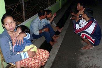 组图:印尼发生里氏8.7级强烈地震