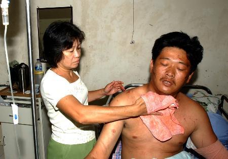 图文:(2)印尼地震遇难者半数为华侨
