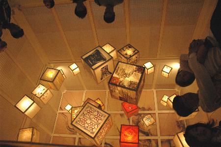 空间:图文几何创意无限——铁峰上的展厅特色(6)宋世博建筑设计图片
