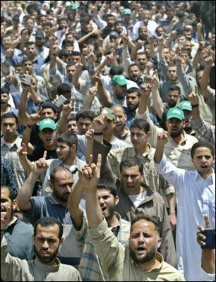 阿富汗总统要求美国调查亵渎古兰经事件(图)