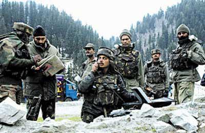 """印度陆军重金打造地面特种部队为""""入常""""(图)"""