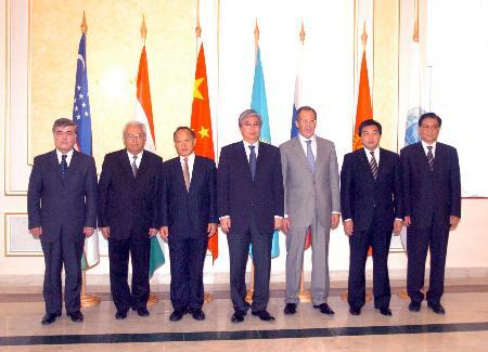 日媒体称印巴及伊朗成为上海合作组织准成员国