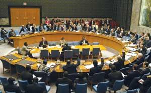 美国公布对安理会改革基本方针不支持四国议案