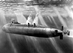 美国新潜艇将部署关岛可搭载154枚巡航导弹