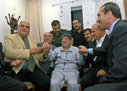 巴勒斯坦法塔赫主席称阿拉法特被以色列毒死