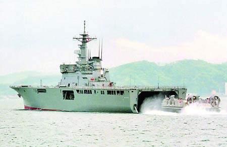 聚焦日本印度等国的航母计划(组图)