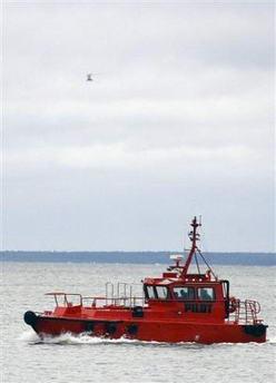 芬兰直升机在波罗的海坠毁机上14人全部遇难