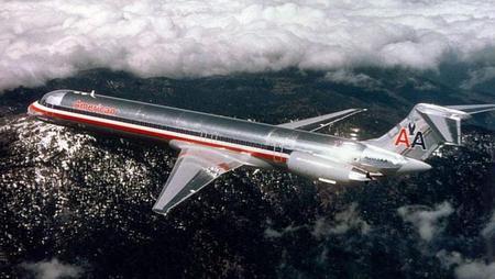 背景资料:近年麦道-80系列飞机事故