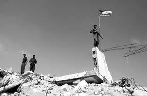 回顾加沙数十年风雨:巴以冲突最前沿(组图)