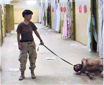 美国虐囚女兵英格兰面临重审法院驳回认罪请求