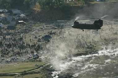 巴基斯坦北部发生5.6级地震救灾工作可能受阻
