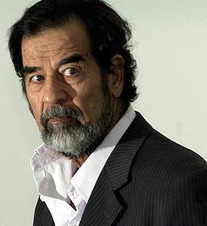 萨达姆/资料图片:伊拉克前总统萨达姆