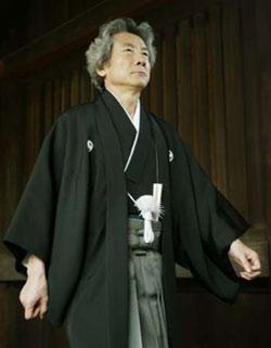 日本大阪高法判小泉参拜违宪成终审判决
