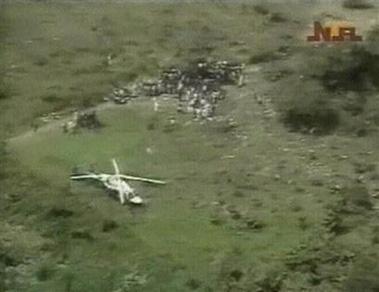 尼日利亚官员称坠毁飞机上114人遇难