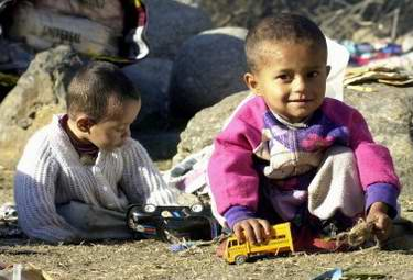 基地老二录像播出呼吁穆斯林援助巴地震灾民