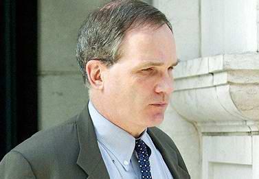 美国副总统切尼办公室主任因特工门案被控有罪