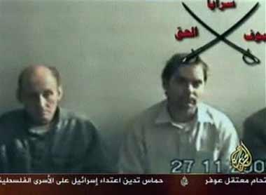 伊拉克劫持者公布4名西方人质录像(组图)