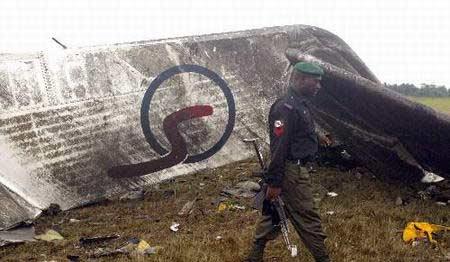 尼日利亚航空部2名高官因空难被免职