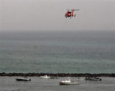 现场目击美国小飞机坠毁:飞机从空中直直坠落