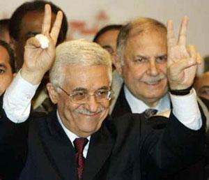 巴勒斯坦领导人阿巴斯探病被误传为入院